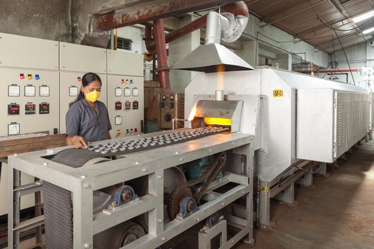 Contineous Sintering Furnaces